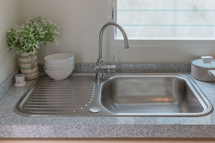 How To Seal A Stainless Steel Sink Drain Stainless Steel Sinks Sink Drain Sink