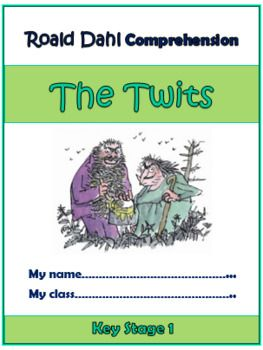 This resource booklet contains a wide range of age-appropriate, engaging, and meaningful comprehension activities for use throughout the reading of Roald Dahl's 'The Twits.' Teachers have found them particularly useful in comprehension or guided reading sessions.