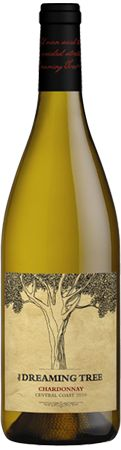 Dreaming Tree Chardonnay. about $15.00. I've only found this once but it was wonderful. I should be able to get it at the target near my house according to this website.