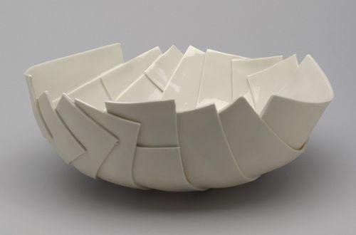 Enzo Mari. Samos Bowl (model S). 1973