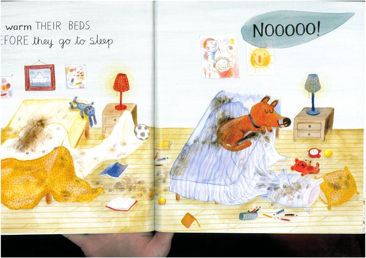 NO! by Marta Altés. This is the story of a likeable, well-meaning and irrepressible dog and the mystery surrounding his name. Simple, short and punchy, this is a picture book children (and adults) will want to read again and again.