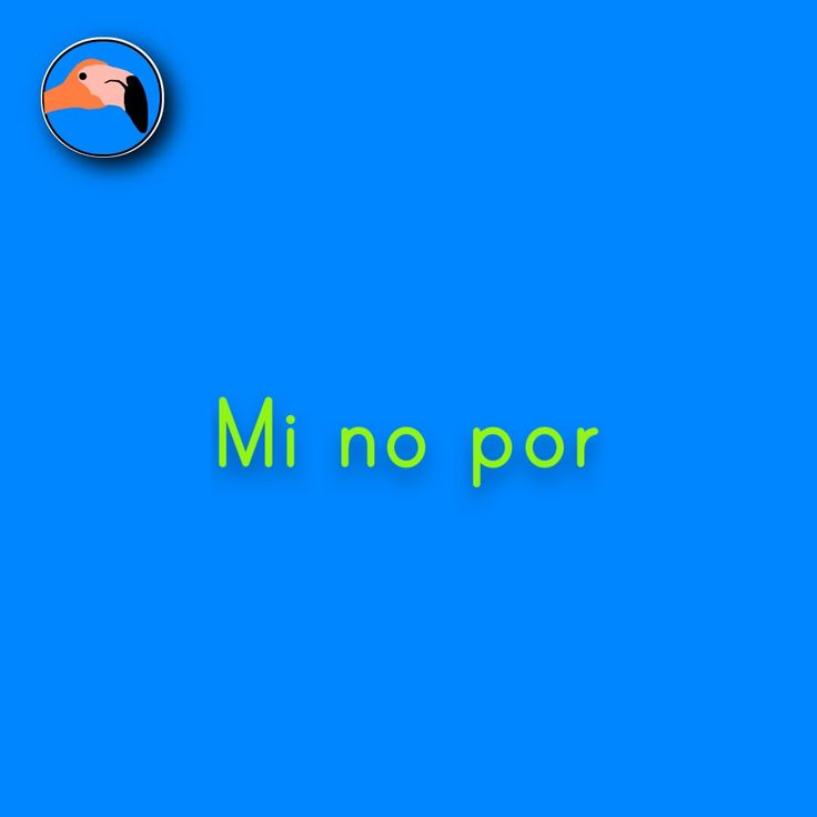I cannot | Mi no por!  For translation services contact us at info@henkyspapiamento.com  #papiamentu #papiaments #papiamento #creole #language #curacao #bonaire #aruba #caribbean More learning materials available at henkyspapiamento.com