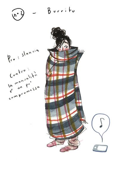 Ilaria Urbinati   (altri) 4 modi di indossare un plaid