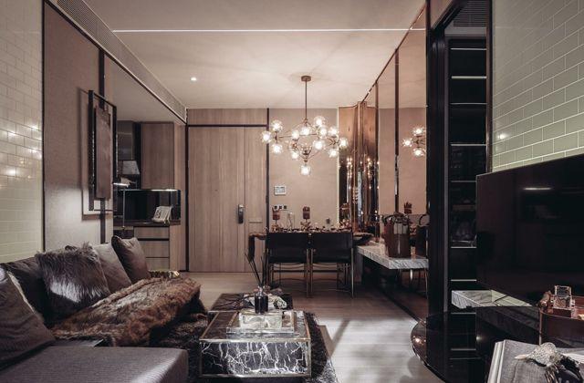 The Reserve Thonglor Pruksa Real Estate Pcl Interior Design By Pia Interior Co Ltd