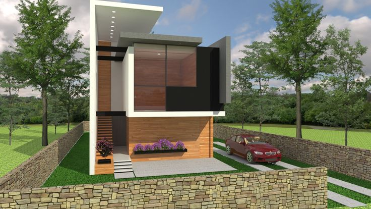Vray Sketchup   renderizando casa contemporanea parte 1