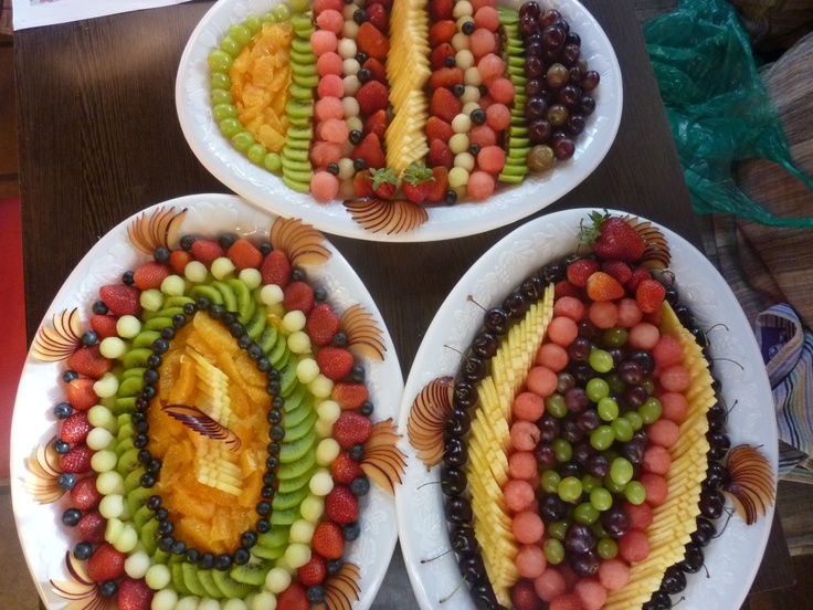 cheese tray ideas pictures - 15 best images about Picadas de frutas on Pinterest