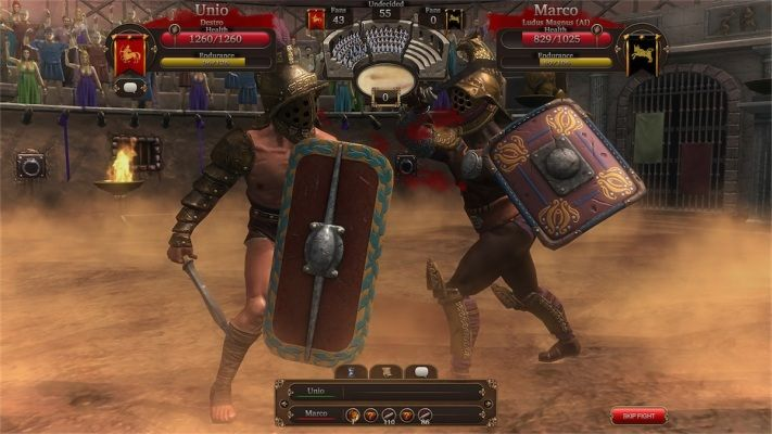 Gladiators Online : Death Before Dishonor - Steam release in October for Windows PC