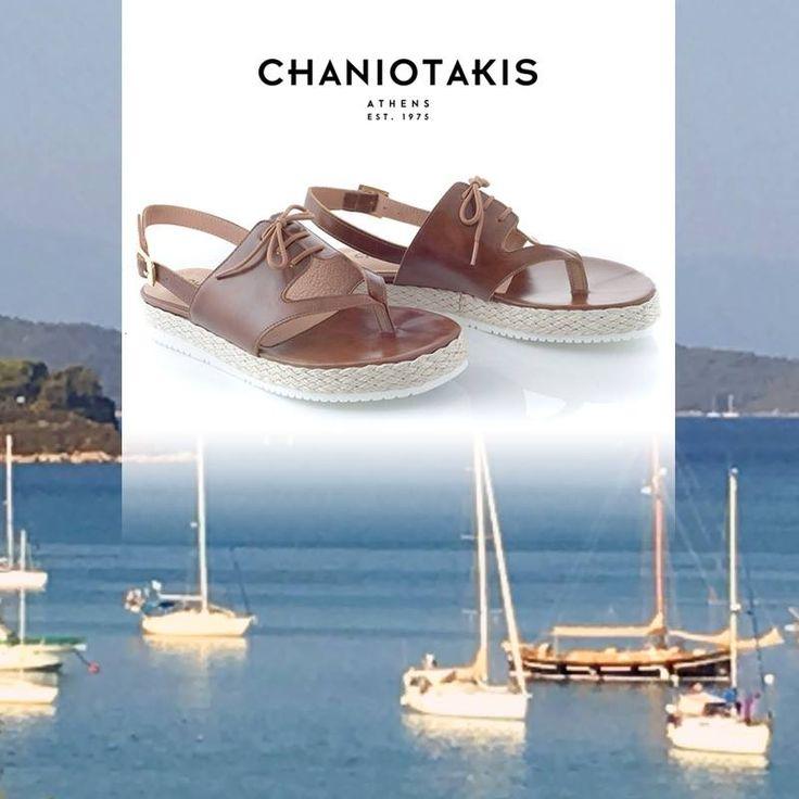 Ελληνικό καλοκαίρι. Τίποτα πιο αυθεντικό! http://tinyurl.com/hxobesl #summer #collection_ss_2016 #chaniotakis
