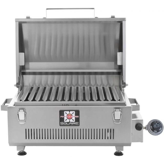 The Top 10 Best Portable Grills for Camping and Tailgating for 2015: Solaire Anywhere Portable Infrared Grill