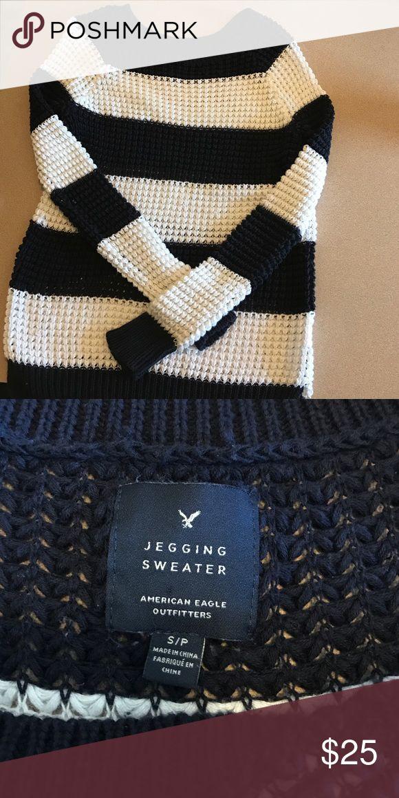 American eagle sweater American eagle legging sweater bend new never work American Eagle Outfitters Sweaters