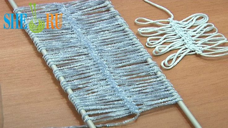 Hairpin Lace Strip Crochet Tutorial 3 How to Work Basic Strip (+playlist)