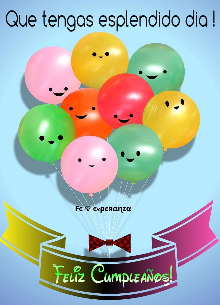 Feliz cumpleanos