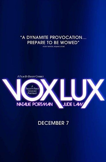 Pin on Watch Vox Lux FULL MOVIE HD1080p Sub English™