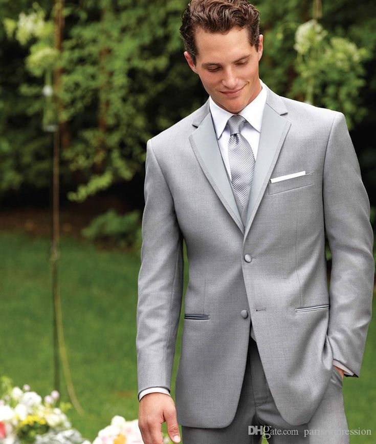 Grey Suit Wedding: Best 25+ Groomsmen Tuxedos Ideas On Pinterest