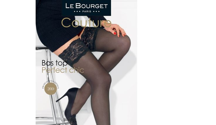 Bas Top Perfect Chic | Le Bourget