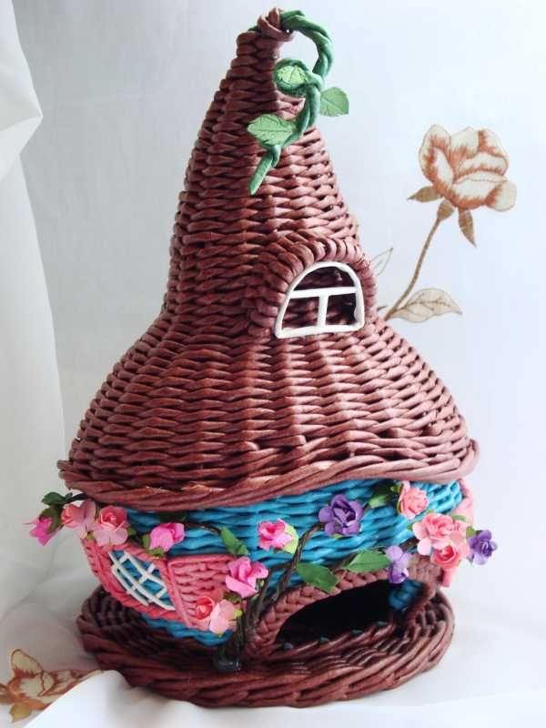 Чайный домик. Фото-МК Марины Егоровой