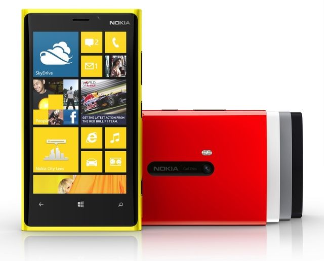 Nokia Lumia 920 announced with Windows Phone 8, 4.5-inch display, wireless charging, and 'PureView' camera