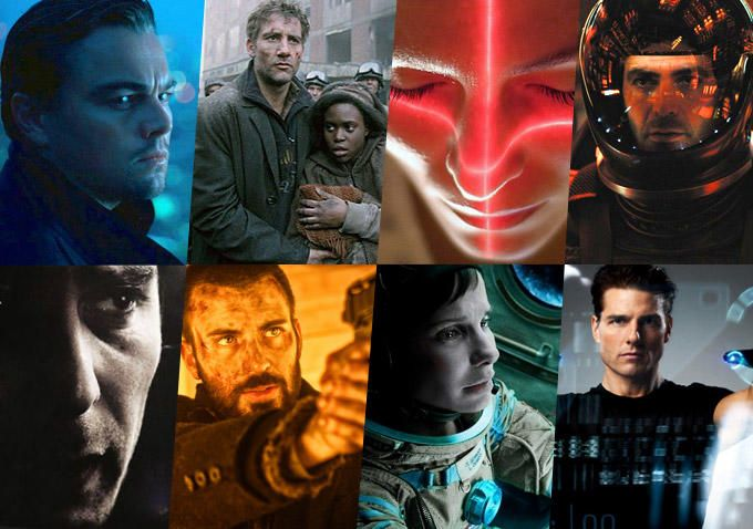The 25 best sci-fi films of the century so far...