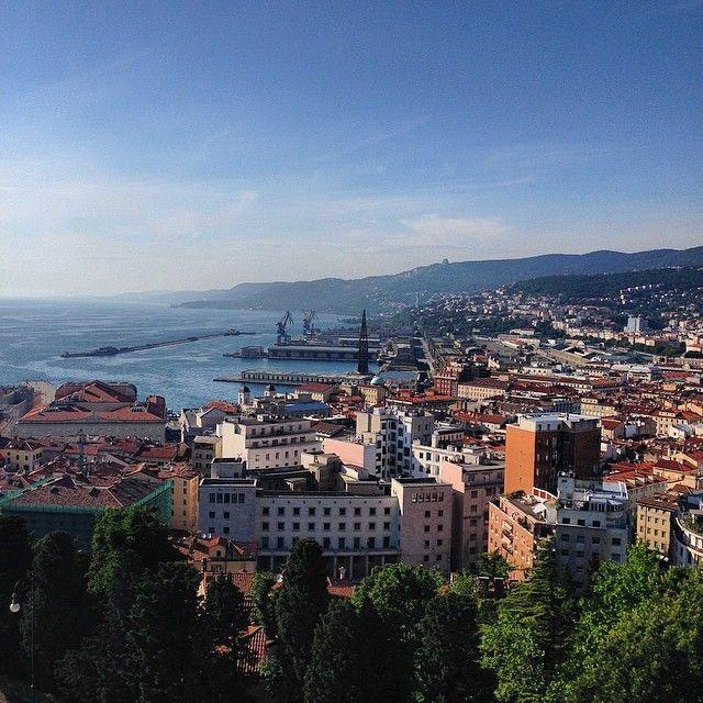 Trieste nel Trieste, Friuli Venezia Giulia