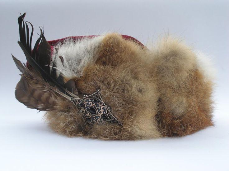 magierka | polish nobility hat | kołpaczek