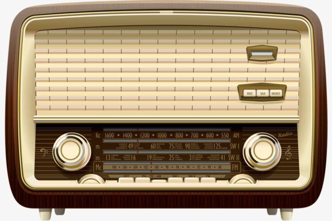 Vintage Radio Png And Clipart Vintage Radio Radio Retro Radios