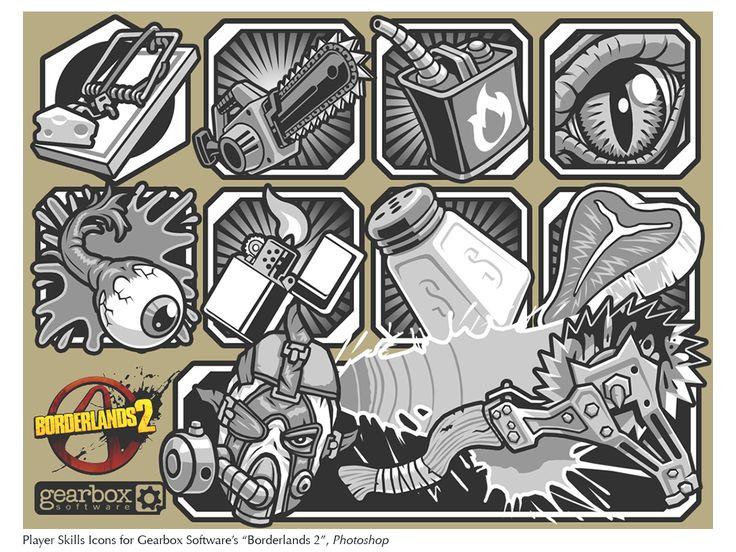 Kale Menges: Concept Art, Iconography & Graphic Design