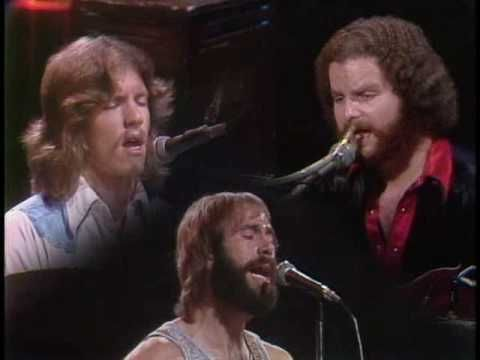 Orleans performs Dance With Me, 1975. This is one of those songs of the '70s that showcases the sweet simplicity of the music of the time. (not that there wasn't also music and lyrics that were much more complex and still just as beautiful back then, but there isn't much music being made these days that can offer both a strong melody and simple lyrics and just work like this does)