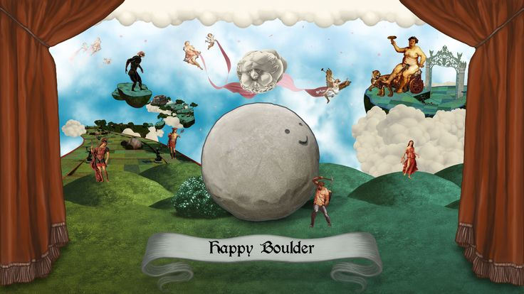 Rock of Ages - Happy boulder wallpaper (Steam trading card) RoA is a combination of rock-rolling action, strategy, and captivating art and music from different ages of history. | Get it on Steam http://store.steampowered.com/app/22230 Xbox360 http://marketplace.xbox.com/Product/Rock-of-Ages/66acd000-77fe-1000-9115-d80258410a9a PS3 https://www.playstation.com/en-us/games/rock-of-ages-ps3 #VideoGames #Gaming #RockOfAges #AtlusUSA #Indie #PCGame #PlayStation3 #Comedy #TowerDefense #Racing…