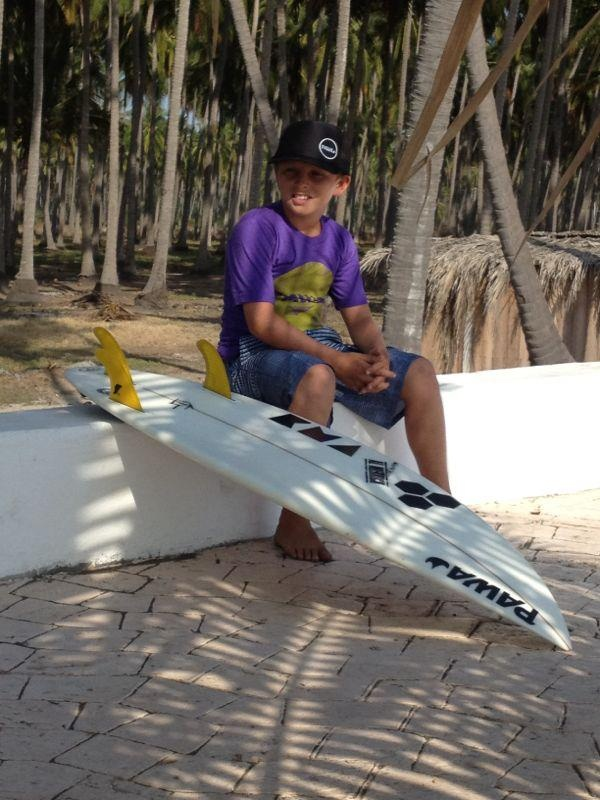 """Alan """"Don Juan"""" Cleland Jr ...... #surfing #clothes #tees #pawa #surf #lfiestyle #beach #grom #sufingkid"""