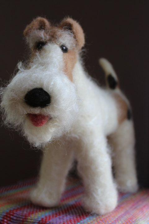 169 best Wire Fox Terrier Lover :D! images on Pinterest | Wire fox ...
