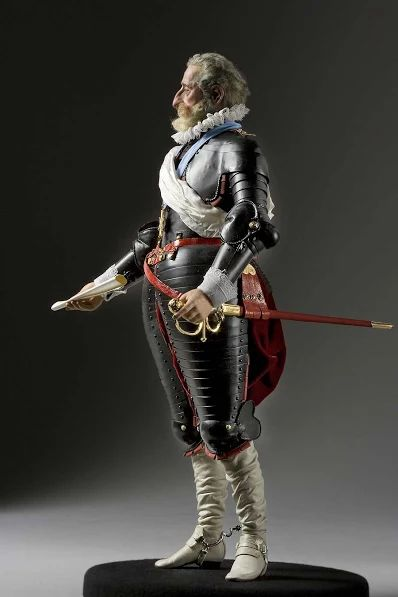 Henry IV - A man of enormous energy and sagacity, it was his dogged determination that finally won him the crown.