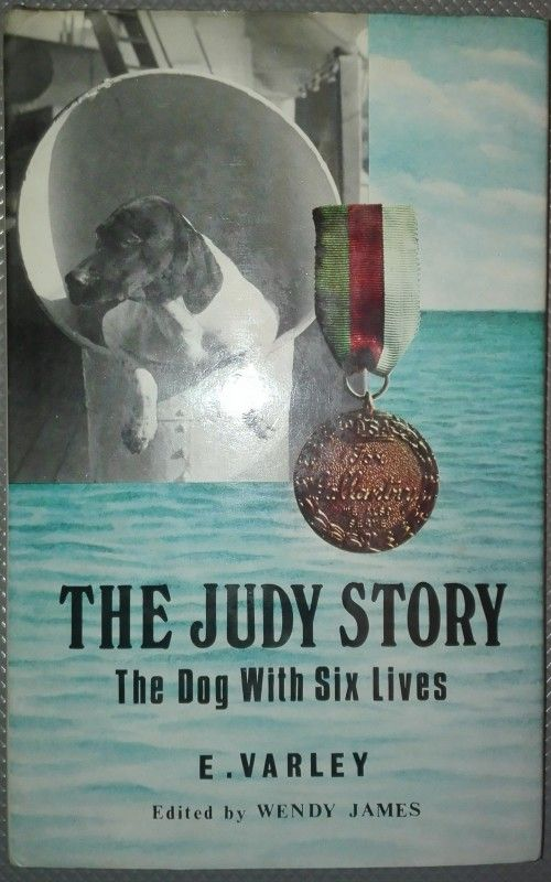 Buy Very rare, The Judy Story. The Dog With Six Lives. Souvenir Press 1973for R400.00