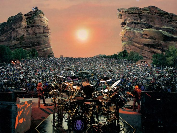 The Ultimate Guide To Denver | Red Rocks Park and Amphitheater