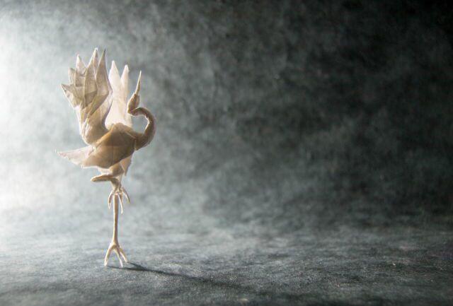 """""""Stork"""" by Gonzalo Calvo"""