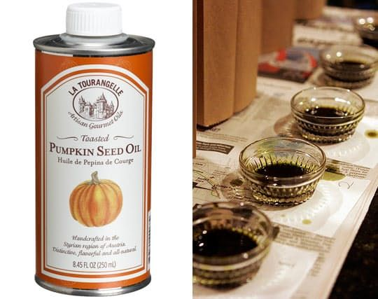 Souvenir From Austria: Pumpkin Seed Oil | The Kitchn