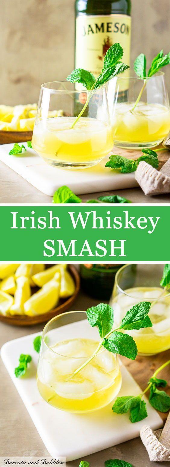 Benötigen Sie ein lustiges und leckeres Cocktailrezept für St. Patrick & # 39; s …   – https://cocktail.bilgifonu.com