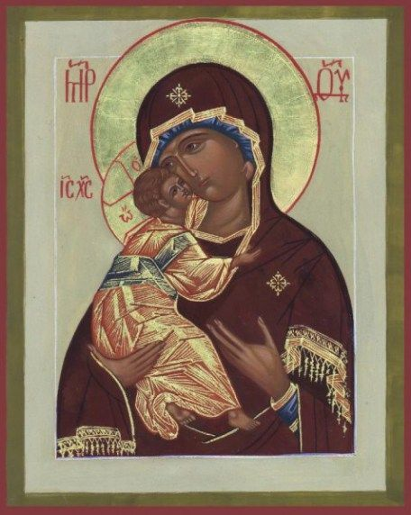 The Mother of God | Icons by Father Vladimir