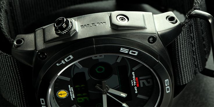 Gray RAD | MTM Special Ops Watches