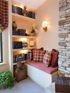 Hillsdale Furniture: Book Nooks