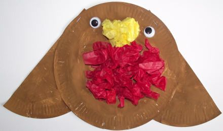 Preschoolers will enjoy making this paper plate Robin while studying Mr. and Mrs. Smith in Michigan. The American Robin is the state bird of Michigan!