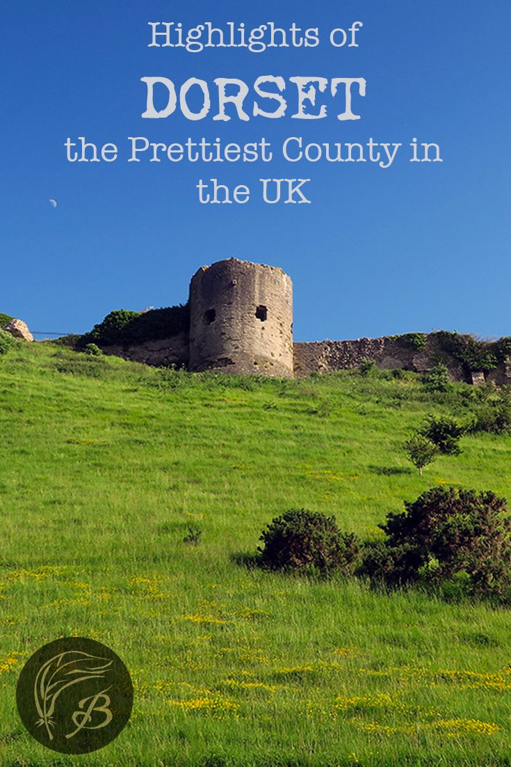 It's one county in the United Kingdom that has A LOT to offer visitors, even over a weekend. These are some of the highlights of Dorset.