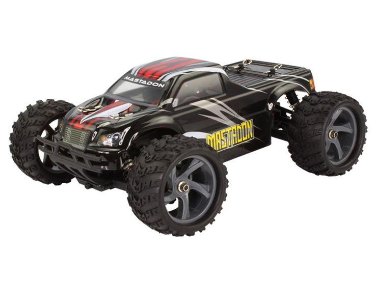 Zdalnie Sterowany Samochód Himoto E18MT Mastadon Monster Truck 4WD 2.4 Ghz RTR to fajna terenówka ze stajni Himoto. Samochód posiada łożyska w każdym kole, co nie występuje w autach innych marek z tej klasy.   Chcesz wiedzieć więcej? Zobacz opis, dane techniczne, komentarze oraz film Video. Nie ma jeszcze komentarzy, to czemu nie zostawisz swojego:)  http://modele-rc.com/produkt/13390,zdalnie-sterowany-samochod-himoto-e18mt-mastadon-monster-truck-4wd-2-4-ghz-rtr  #himoto #e18mt #mastadon
