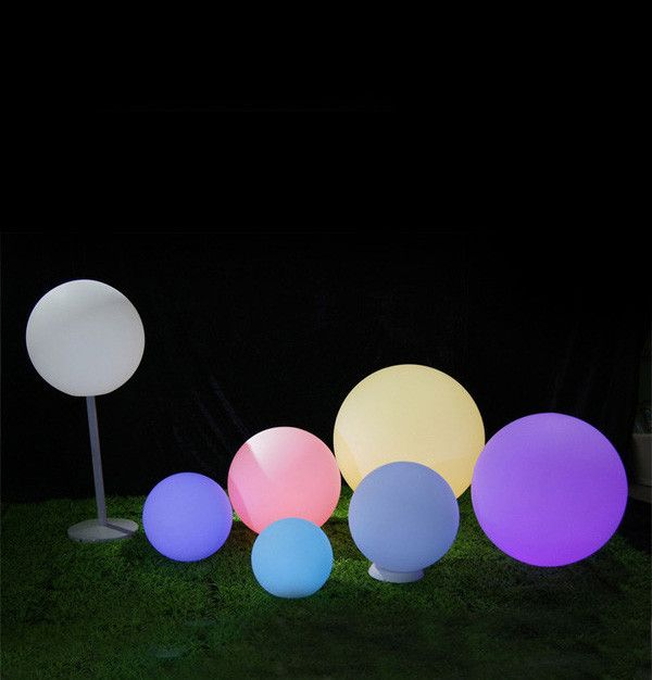 BOLAS DE LED