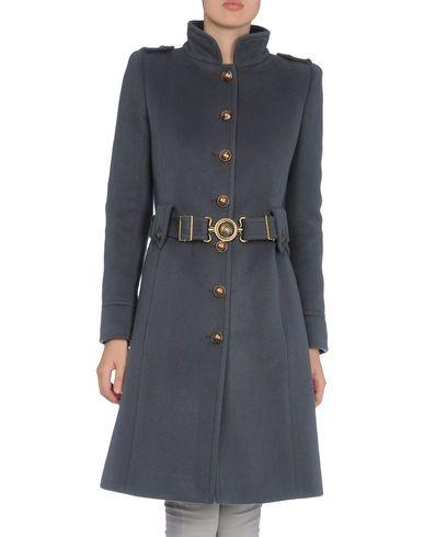 Roberto cavalli Women - Coats greyGrey Coats, Grey Jackets Coats, Coats 2Dayslook, Coats Roberto, Coats Grey, Cavalli Coats, Women Coats, Women'S Coats