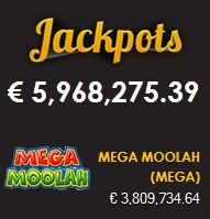 In this published image... the total progressive jackpot and the mega moolah slot jackpot right now!! ♥ http://bit.ly/1aSrjAS ♥  visit casino and discover if it has been won... or to try to win it!  #megamoolah #casino #jackpots #videoslots