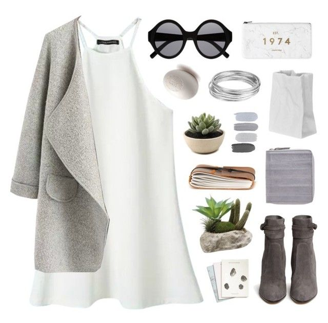 """""""BeautifulHalo 11 // like a bullet in the dark"""" by ruthaudreyk ❤ liked on Polyvore featuring Gianvito Rossi, Maison Margiela, Maison Scotch, Rosenthal, Le Specs and Worthington"""