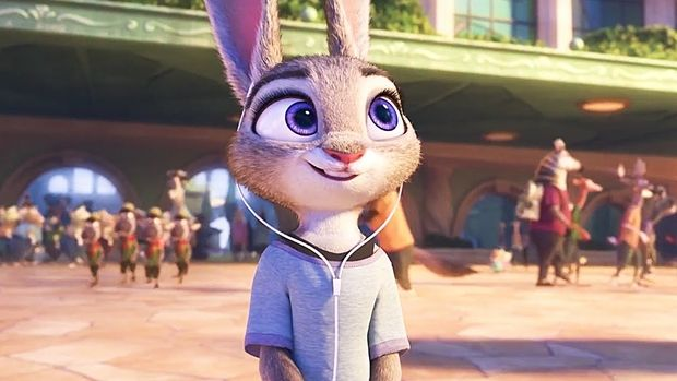 'Zootopia' clip reveals dazzling production design.