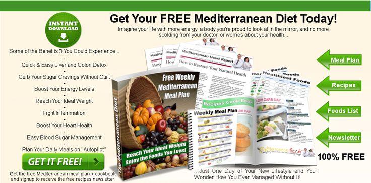 Best 25+ Mediterranean Diet Meal Plan Ideas On Pinterest