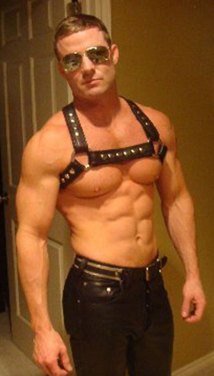 Hot Gay Leather Porn - leather - rubber - fetish stuff - be of age or leave!
