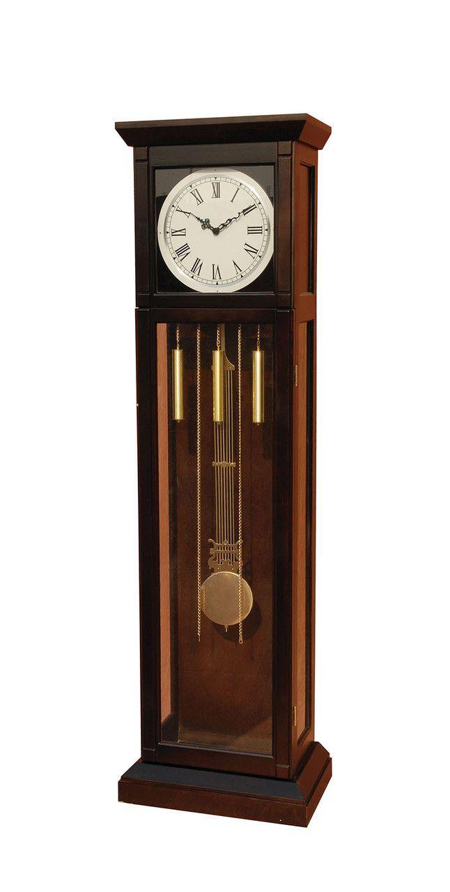 Acme D. Walnut Grandfather Clock - 97082